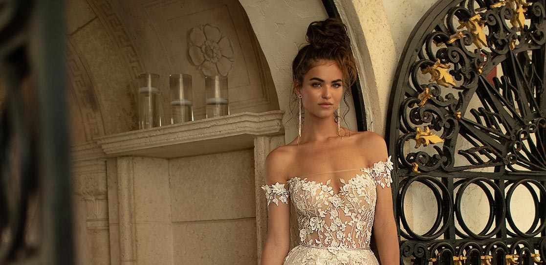 Berta Couture S/S 2019 European Preview Trunk Show