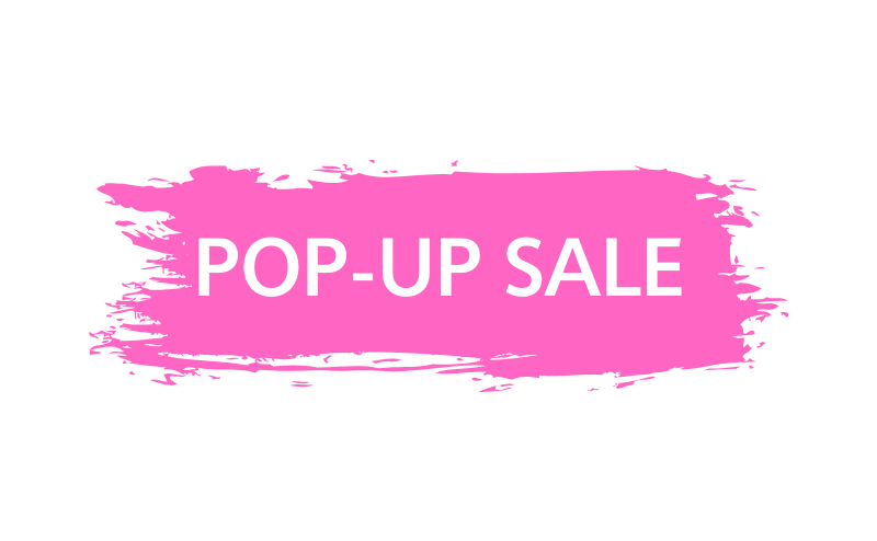 Pop-Up Sale Shop, South Kensington