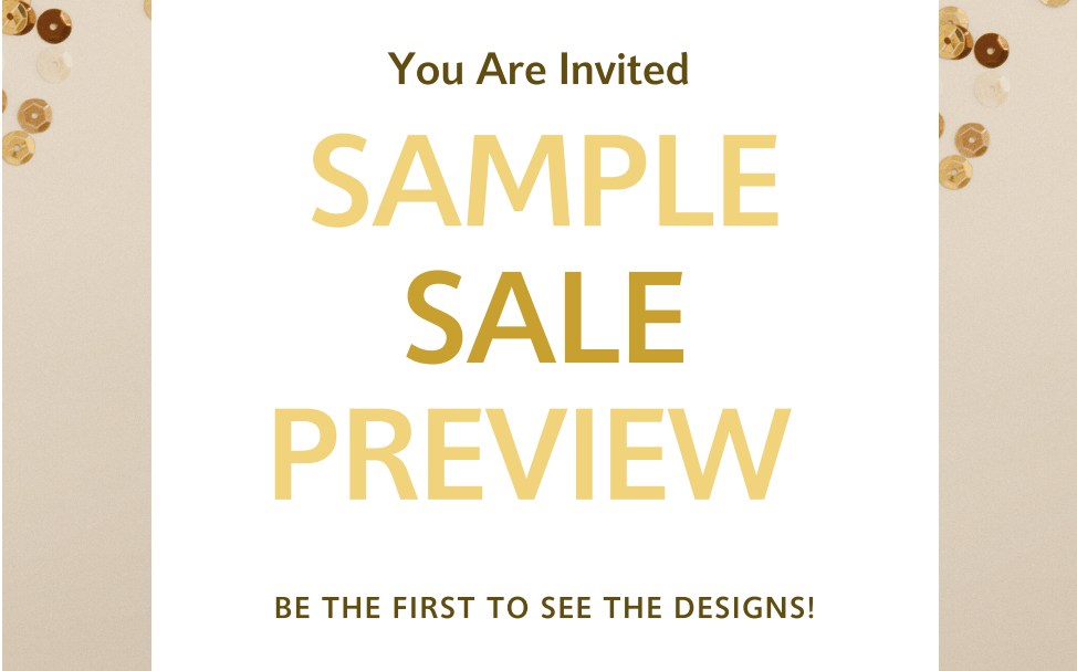 Sample Sale Preview, Mailbox Birmingham